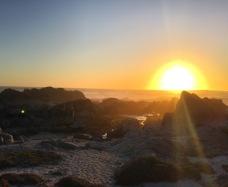 Sun downers in Churchhaven, SA