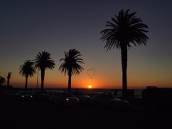 Camps Bay at Sunset