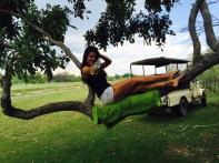 Hangin Around in Maun, Botswana