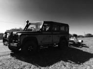 The Landy up to Mozam