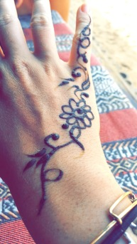 Henna in the Desert