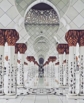 Mosque - Abu Dhabi