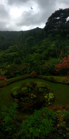 Garden of Eden on St. Vincent