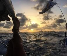 Saying goodbye to Tortola